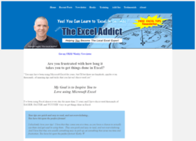 theexceladdict.com