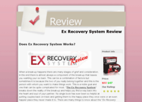theexrecoverysystemreview.org