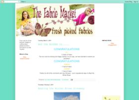 thefabricmarket.blogspot.com