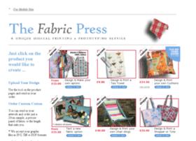 thefabricpress.com