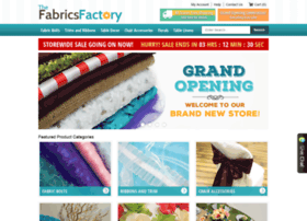 thefabricsfactory.com