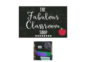 thefabulousclassroom.bigcartel.com