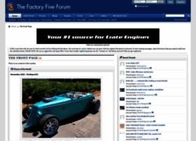thefactoryfiveforum.com