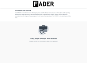 thefader.workable.com