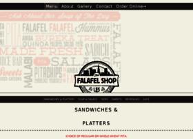 thefalafelshop.com