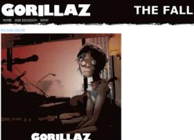 thefall.gorillaz.com