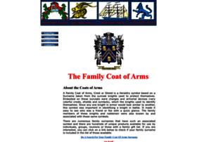 thefamilycoatofarms.com