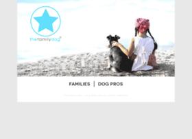 Thefamilydog.com