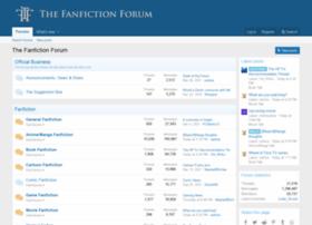 thefanfictionforum.net