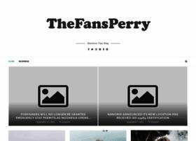 thefansperry.com