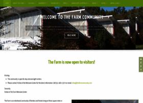 thefarmcommunity.com