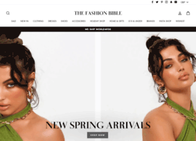 thefashionbible.co.uk