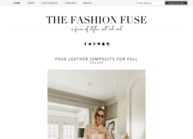 thefashionfuse.com