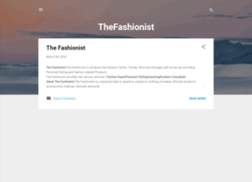 thefashionistindia.blogspot.in