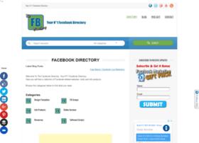 thefbdirectory.com