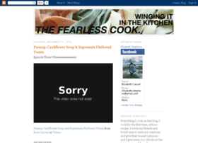 thefearlesscook.blogspot.com