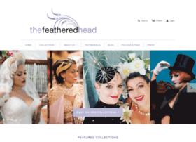thefeatheredhead.com