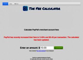 thefeecalculator.com
