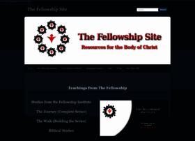 thefellowshipsite.org