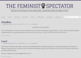 thefeministspectator.com