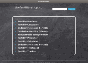 thefertilityshop.com