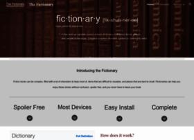 thefictionary.net