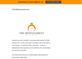 thefifthelementlife.com