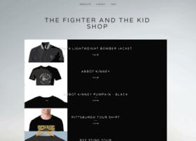 thefighterandthekidshop.bigcartel.com