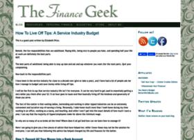 thefinancegeek.com