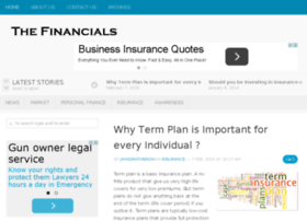 thefinancials.org