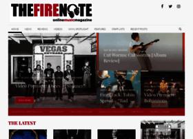 thefirenote.com