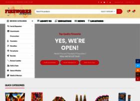 thefireworkssuperstore.com
