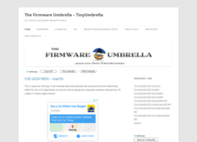 thefirmwareumbrella.blogspot.co.uk