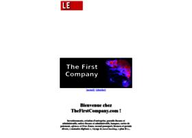 thefirstcompany.com