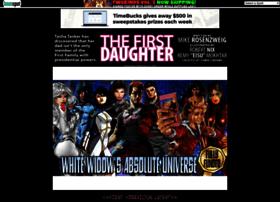thefirstdaughter.keenspot.com