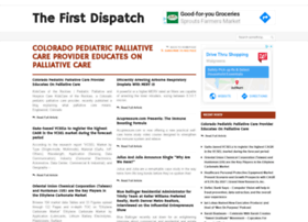 thefirstdispatch.com