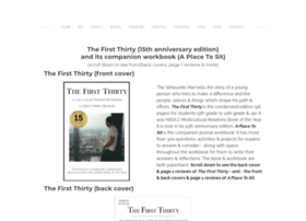 thefirstthirty.com
