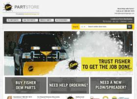 thefisherpartstore.com
