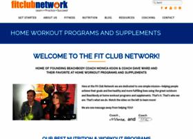 thefitclubnetwork.com