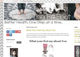 thefitfoot.blogspot.com