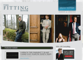 thefittingroom.brooktaverner.co.uk