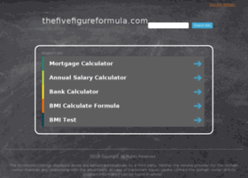 thefivefigureformula.com