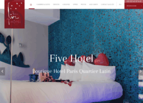 thefivehotel.com