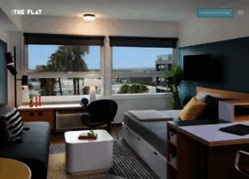 theflatapartments.com