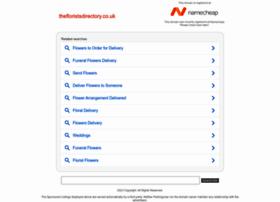 thefloristsdirectory.co.uk
