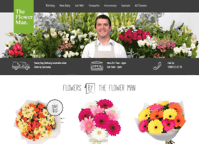 theflowerman.com.au