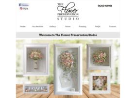 theflowerpreservationstudio.co.uk