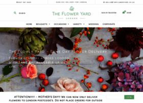 thefloweryard.co.uk