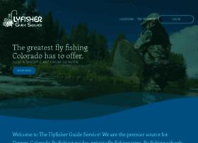 theflyfisher.com
