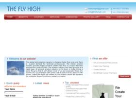 theflyhigh.com